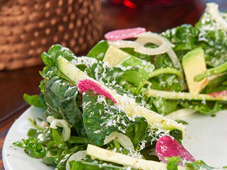 Verde Es Vida Salad