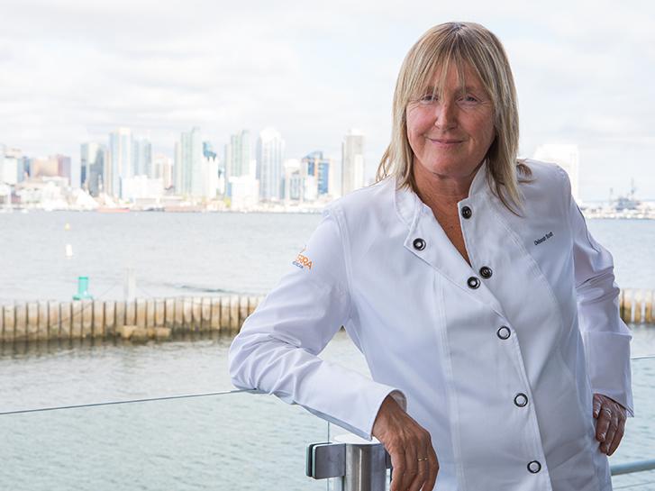 Executive Chef Deborah Scott