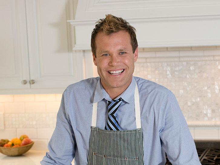 San Diego CA Chef Brian Marlarkey