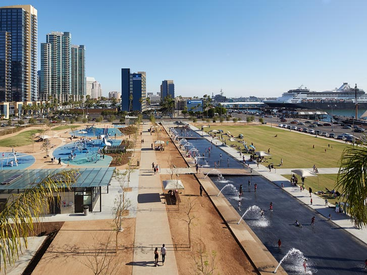 San Diego County Waterfront Park