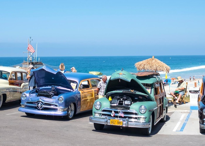 Find Car Cruises And Auto Shows In San Diego CA - San diego car show convention center