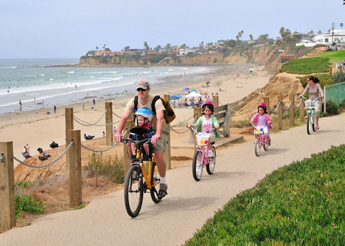 The Best Family Bike Ride Trails In San Diego