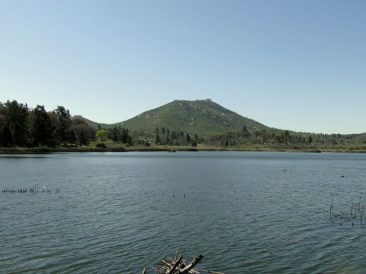 Lake Cuyamaca - Seven Best Mountain Hikes in San Diego County