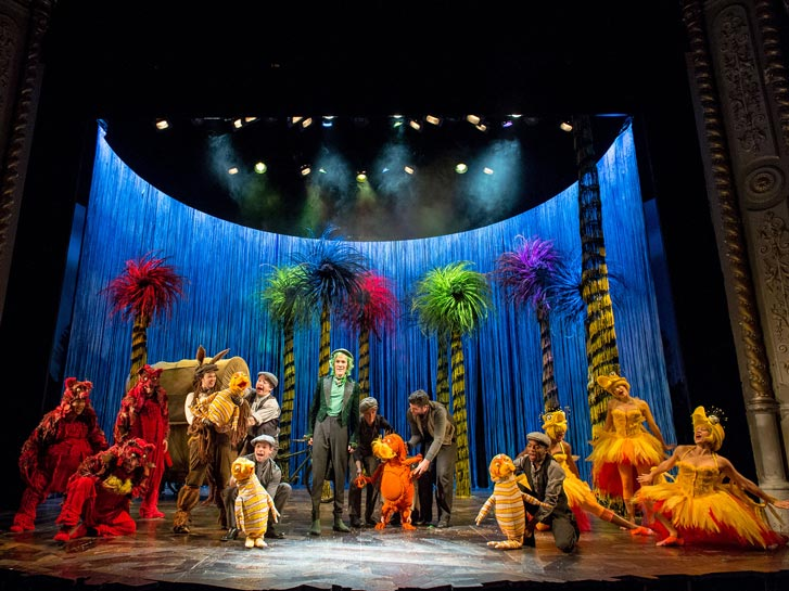 The Lorax at The Old Globe