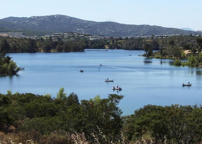 Lake Jennings San Diego S East County