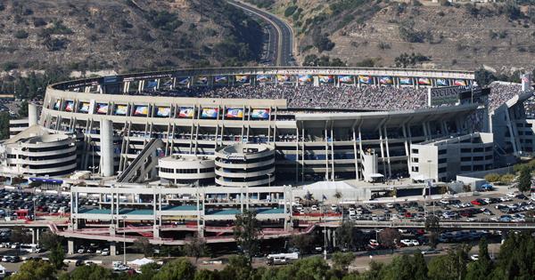 San Diego SDCCU Stadium