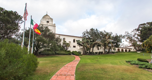 Presidio Park San Diego