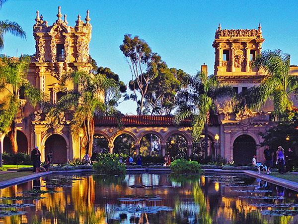 The Cultural Heart of San Diego - Balboa Park