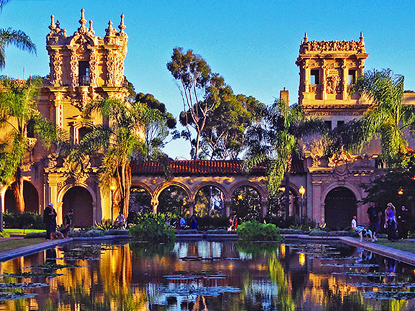 The Cultural Heart of San Diego - Balboa Park