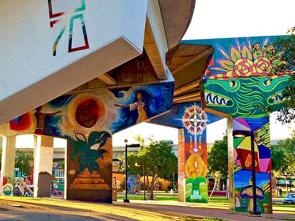 Chicano Park - National Historic Landmark