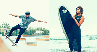 Chris Cote's Surf & Skate