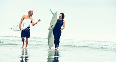 Mele Saili's Surf Faves