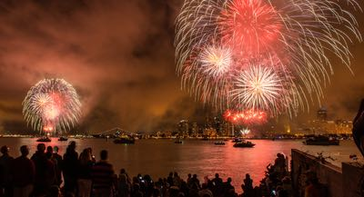 Big Bay Boom Fireworks - San Diego's Best July Events and Things to Do
