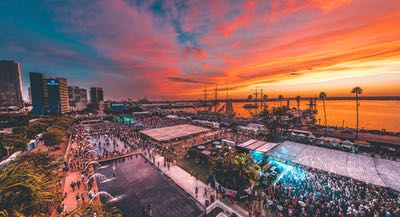 CRSSD Fest - San Diego's Top Events by Month