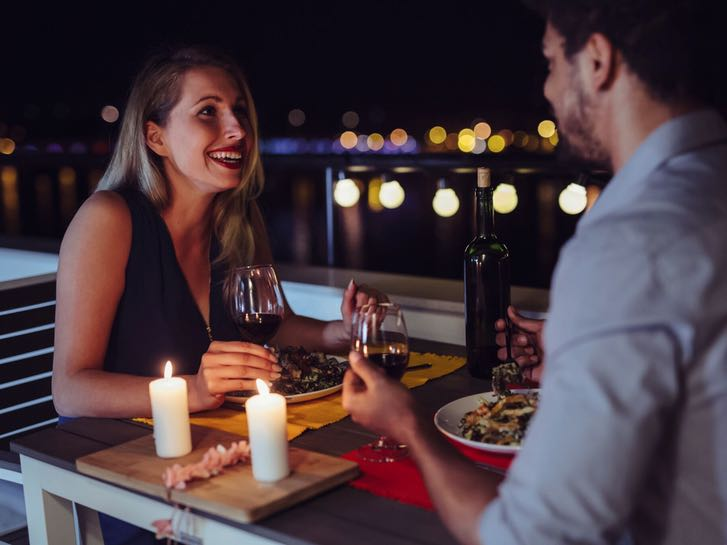 Enjoy Outdoor Dining during Dine Diego