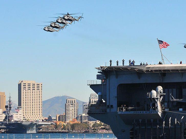 Fleet Week San Diego