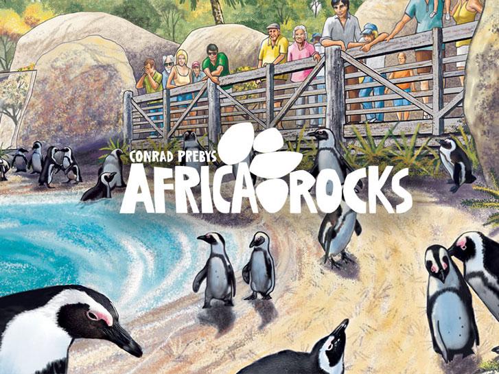 AFRICA ROCKS AT SAN DIEGO ZOO