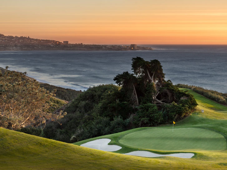 TORREY PINES GOLF COURSE'S REDESIGNED NORTH COURSE