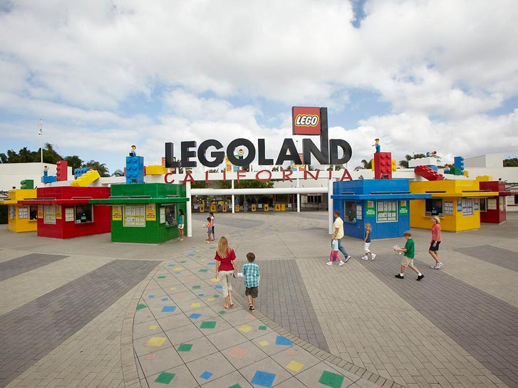 LEGOLAND California Celebrates 20 Years