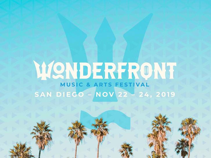 WONDERFRONT music festival