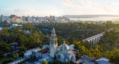 Balboa Park and Downtown - Central San Diego - The Cultural Heart of San Diego