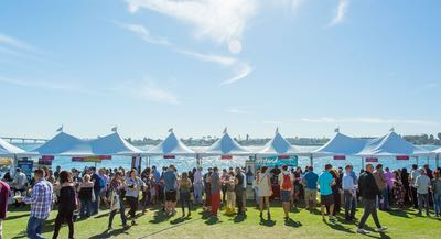 San Diego Bay Wine and Food Festival - Autumn Culinary Festivals