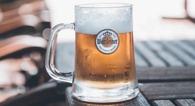 Beer in a Stein - Oktoberfest in Julian