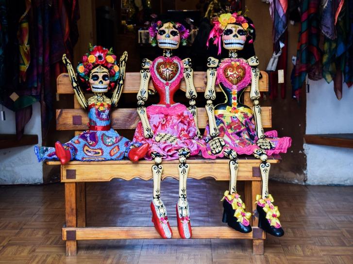 Dia de Muertos Dolls