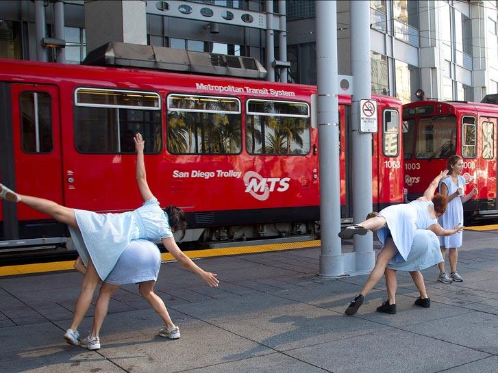 San Diego Trolley Dances