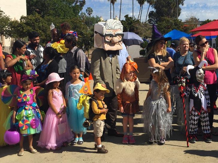Balboa Park Halloween Family Day