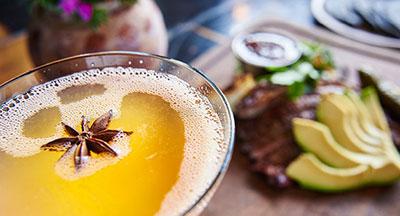 Perfect Cali Baja Pairings of food and drink in San Diego Ca
