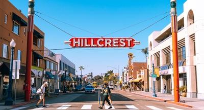 Hillcrest San Diego