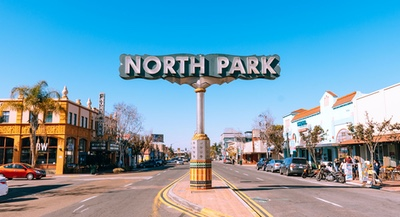 North Park San Diego