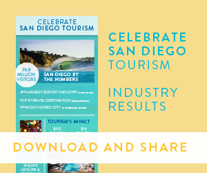 Download the Celebrate San Diego Tourism Insdustry Results Infographic