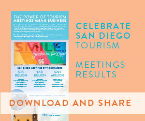 Download the Celebrate San Diego Tourism Metting Results Infographic
