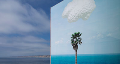 Brain cloud & La Jolla in San Diego CA
