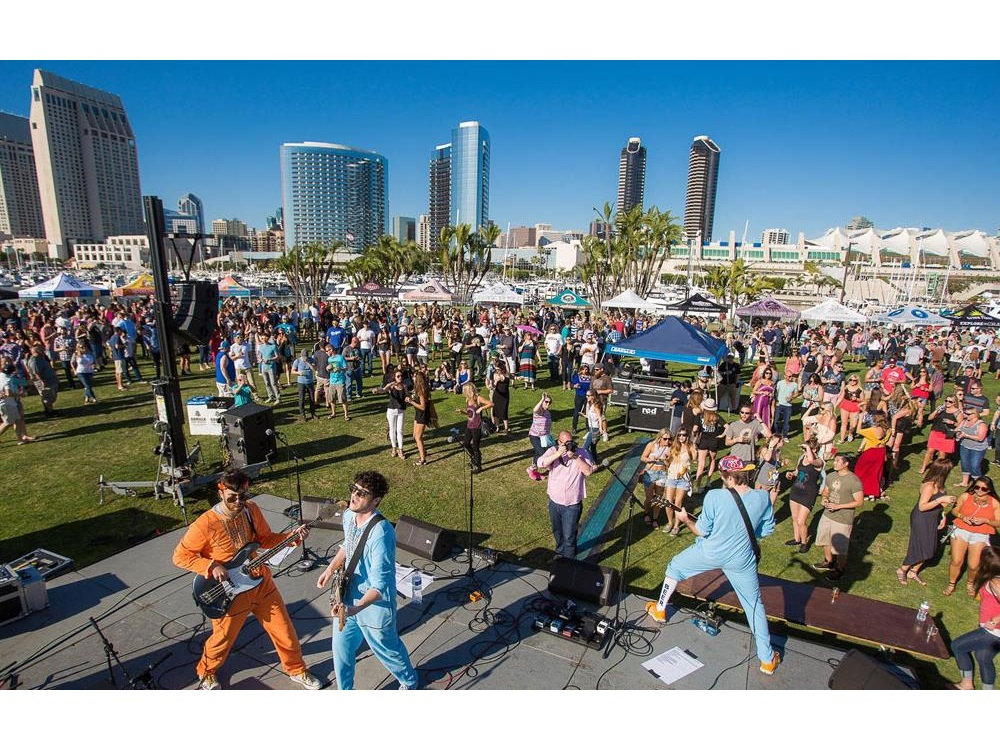 Spring Festivals and Events in San Diego, Ca