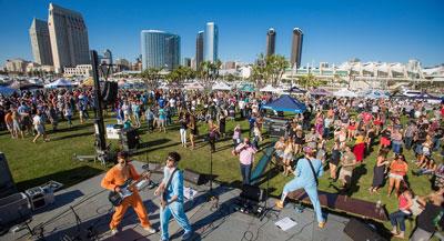 Spring Festivals in San Diego