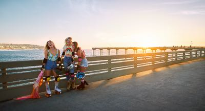 Ocean Beach Pier | Find Your Play-All-Day Spring Smile in San Diego