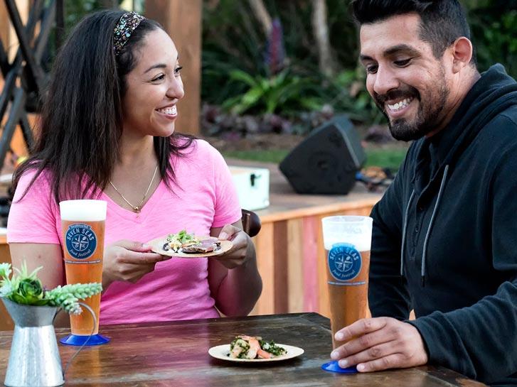 SeaWorld San Diego's Seven Seas Food Festival