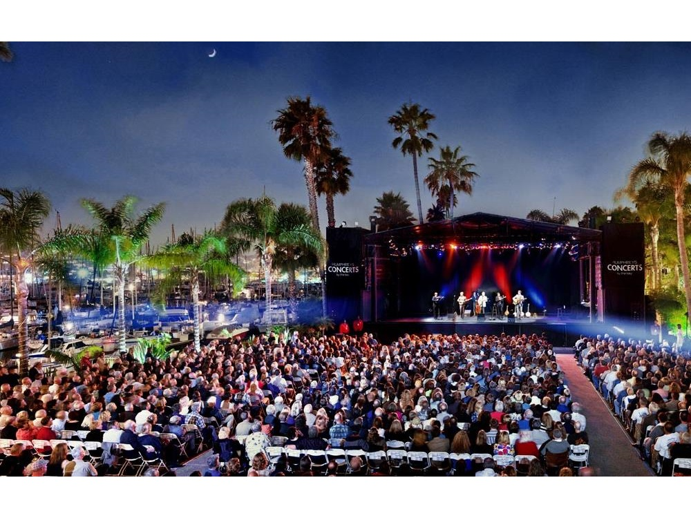 San Diego Summer Pops 2020.Ticketed And Free Summer Concerts In San Diego Ca