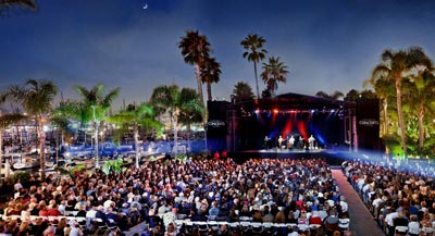 Summer Music in San Diego - Humphreys Concerts by the Bay