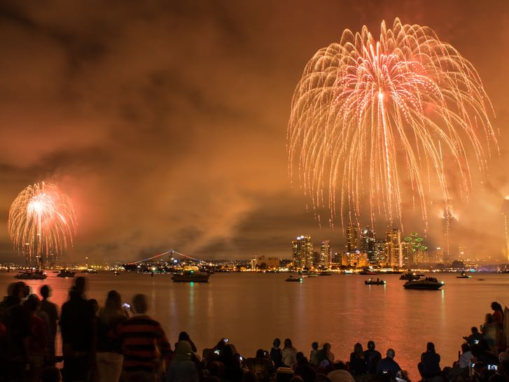 Big Bay Boom Fireworks