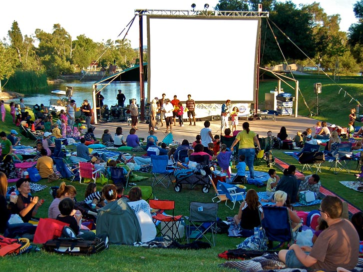 Movies & More by the Lake - Santee Lakes