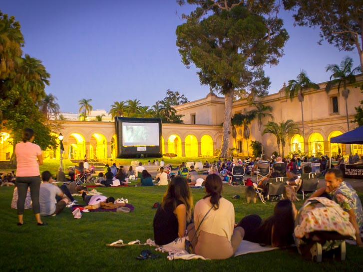 Screen on the Green - San Diego Museum of Art