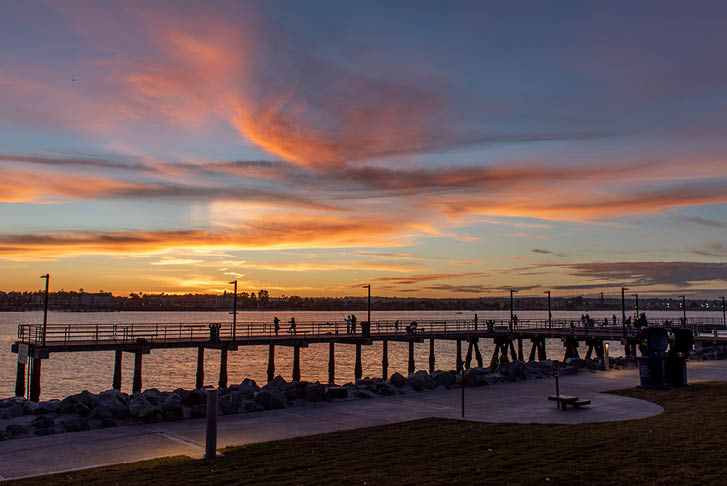 Embarcadero Marina Park South Pier