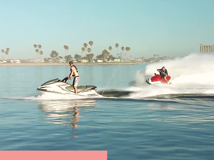 Sunny 7 Ways to Make a Splash in San Diego Jetski