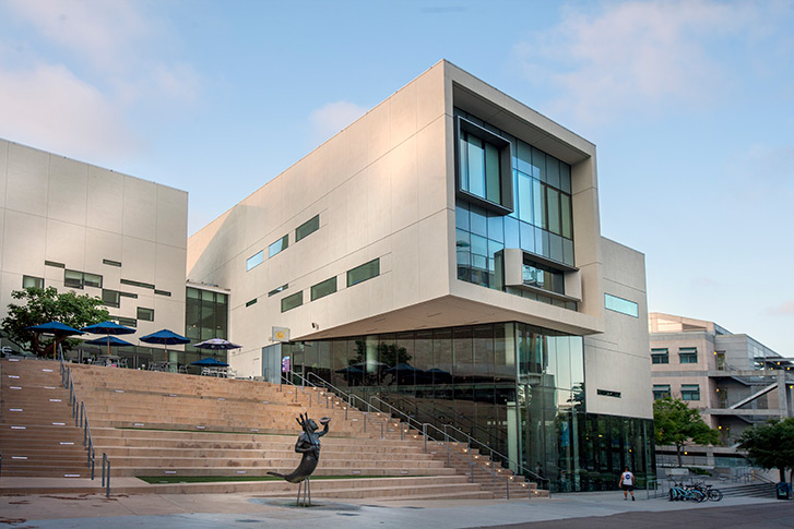 UCSD Price Center