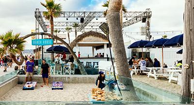 San Diego Beachfront Bars