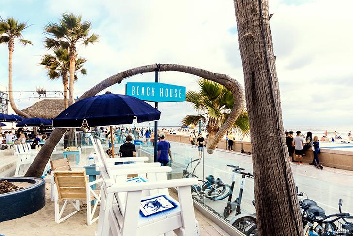 Beach House Grill San Diego